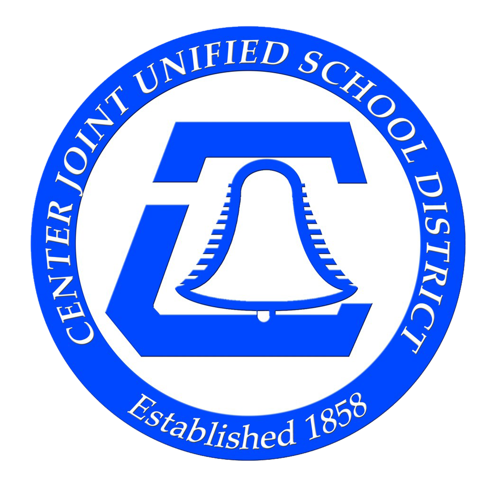 Center Joint Unified School District Logo