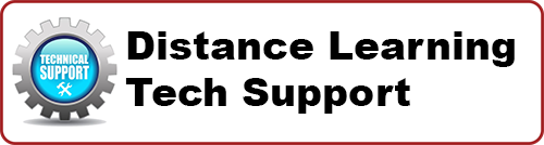Distance Learning Tech Support